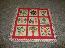 AMERICAN GIRL ADDY FAMILY ALBUM QUILT