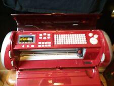 """Provo Craft Red CRICUT Expression 24"""" Electronic Scrap Book Die Cutter CREX001"""