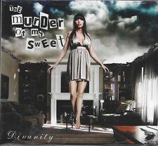CD ♫ Compact disc + Bonus Videoclip **THE MURDER OF MY SWEET ♦ DIVANITY** nuovo