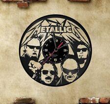 Orologio disco vinil clock orologio da parete  Metallica Vip