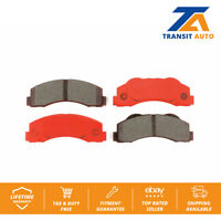 Front PPF Semi Metallic Brake Pads Fits Ford Escape Transit Connect
