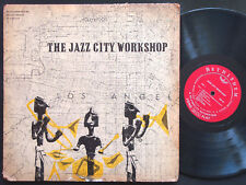THE JAZZ CITY WORKSHOP LP BETHLEHEM BCP 44 US 1955 MONO Marty Paich Stan Levey