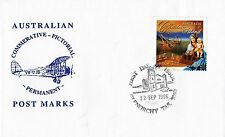 Permanent Commerative Pictorial Postmark - Glenorchy 12 Sep 1996 - 45c