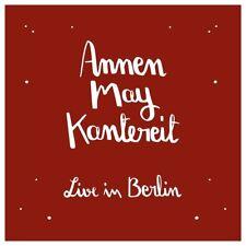 ANNENMAYKANTEREIT - ANNENMAYKANTEREIT &...(LIVE IN BERLIN) 2 LP VINYL +CD NEU