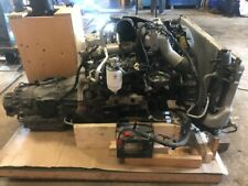 06 07 CHEVROLET GMC DURAMAX LBZ 6.6 ENGINE ALLISON TRANSMISSION SWAP PATROL 4WD