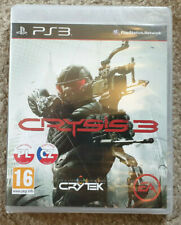 Sony Playstation 3 PS3 Game Crysis 3 New Polish Czech Version Eng Game