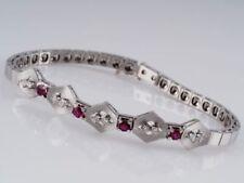 Natürliche Unisex Echtschmuck-Armbänder Diamant