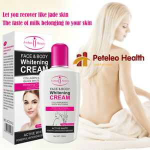 Beauty Facial Face & Body Whitening Cream for Dark Skin Bleaching Lotion 120 ml