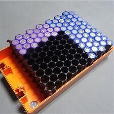 2X 10 plastic holder 18650 battery holder Cylindrical cell bracket plastic case