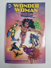 Wonder Woman & The Justice League America Vol. 1 - 9781401268343 A100