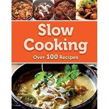 """""""AS NEW"""" Cook's Choice - Slow Cooking - Pocket size Cook Book (Igloo Books Ltd),"""