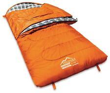 Limitierter Outdoor Schlafsack bis -40°C - EXTREM Antarctica - Hüttenschlafsack