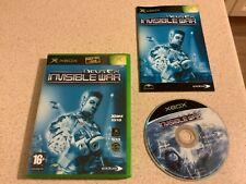Deus Ex Invisible War Original OLD Xbox Spiel 16+ Action Shooter fastpost Retro