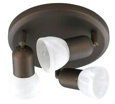 3 Light Oil Rubbed Bronze Ceiling Light