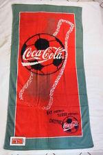 f4c7351a083 Coca-Cola - DRAP DE BAIN OU PLAGE 1997 NEUF COUPE MONDE FOOTBALL 70 cm