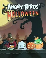 2013 Angry Birds Presentation Stamp Pack 'Halloween' MNH