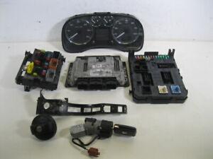 PEUGEOT 307 S HDI 2005-2008 ECU KIT 0281011863