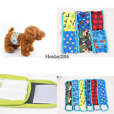 Pet Cool Male Dog Puppy Belly Wrap Band Diaper Nappy Pants Sanitary Underwear