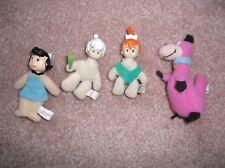 Flintstones Hanna-Barbera Strottman Toys Pebbles Bam Bam Dino Betty Ornaments