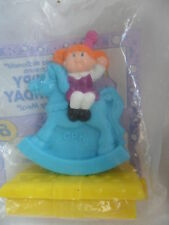 1994 McDonalds Happy Birthday CABBAGE PATCH KIDS ROCKING HORSE TRAIN #8 Meal Toy