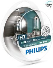 Philips X-treme Vision Ampoules de Phare Avant +130% Lumière H7 (set de 2)