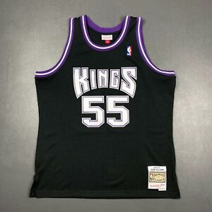 100% Authentic Jason Williams Mitchell Ness 00 01 Kings Jersey Size XL 48