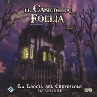 Le Case della Follia: La Loggia del Crepuscolo, Espansione, Nuova, Ed. Italiana