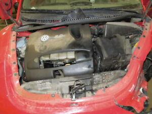 2004 Volkswagen Beetle ENGINE COMPUTER ECU ECM