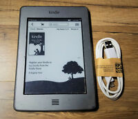 Amazon Kindle Touch (4th Generation) 4GB, WiFi, 6in, Gray, E-reader