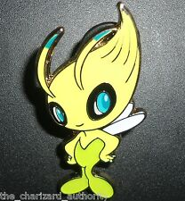 2016 Mythical CELEBI Collector PIN Unused Official Pokemon