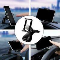 360Universal Auto Handy Sat Gps Halter Armaturenbrett Stä Telefon Halterung S7D4