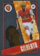 TOPPS I-CARD SERIES 2006-07 #004-ARSENAL-GILBERTO