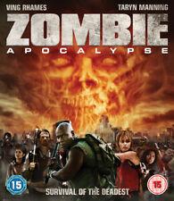 Zombie Apocalypse Blu-Ray | (Ving Rhames) (Zombie Horror) (2011)