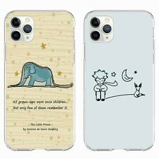 The little prince and the Fox case cover for phone models iPhone 11 Pro Max XS X