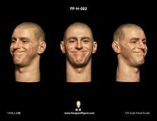 FacepoolFigure 1/6 Scale Male Head Sculpt - FP-H-002