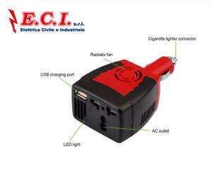 Onever Inverter 12 V 220 V 150 W Of Power Cc A Ca A 220 V Cigarette