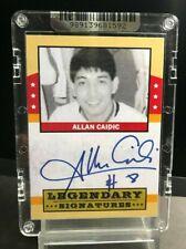 PBA Legends Guaranteed Authentic Autos Allan Caidic (Encased #989139681592)