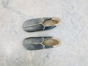 MABO Chelsea Boot in grey leather size EU27/US10