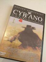 Dvd CYRANO  CON GERARD DE PARDIEU