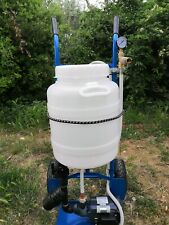 Pompa lavaggio impianti E Carico Pannelli Solari