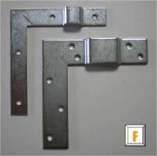 Bildereinrahmung - Schwerlast-Aufhängewinkel für Holzbilderrahmen, 12mm und 18mm