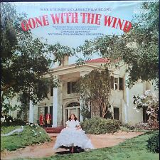 Max Steiner's Classic Film Score GONE WITH THE WIND LP 1974 Charles Gerhardt RCA