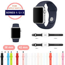 Strap Silicone Apple Watch For Iwatch Series 1/2/3/4 (38-40 MM/42-44 MM)