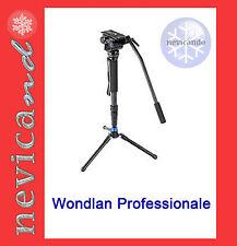 Wondlan Hunter Treppiede Monopiede in alluminio Monopod Steadycam SteadicamVideo