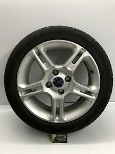 "Ford Fiesta 16"" Inch Alloy Wheel Zetec S Titanium Multi Spoke Mk7 2008-2017"