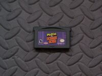 Nintendo Game Boy Advance GBA Game Mario Vs. Donkey Kong