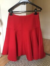dcaf5764aabc ASOS Knee-Length (23.5-28 in) Red Skirts for Women for sale | eBay