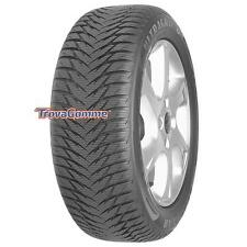 KIT 2 PZ PNEUMATICI GOMME GOODYEAR ULTRA GRIP 8 MS 155/70R13 75T  TL INVERNALE