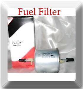 Gas Fuel Filter Fits: Motorcraft FG872 Ford  Lincoln Mazda Mercury 1980-2011