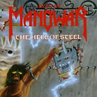 Manowar - The Hell Of Steel [CD]